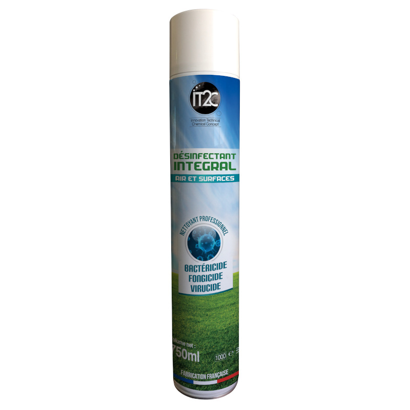 DESINFECTANT INTEGRAL AIR ET SURFACES 750 ML