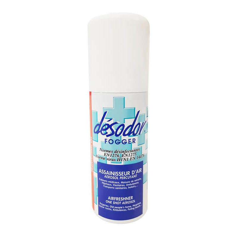 BOMBE ONE SHOT FOGGER ASSAINISSEUR AIR DESODOR U2 - 150 ml -