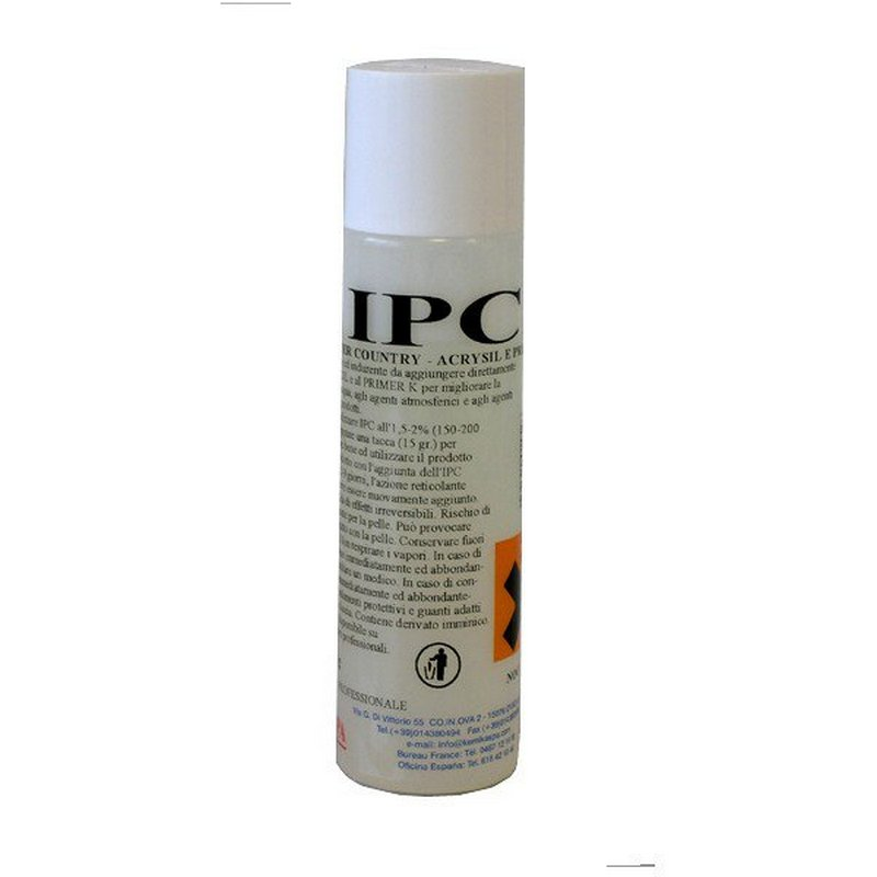 IPC - Flacon 75 G - Durcisseur pour Country, Acrysil, Primer K et Cottage