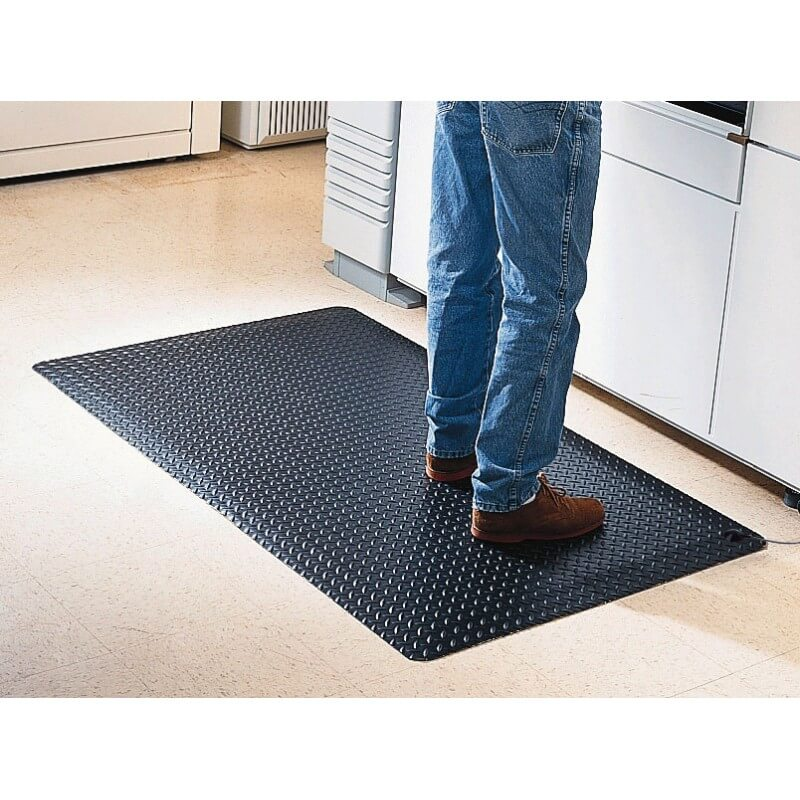 TAPIS ANTISTATIQUE ET ANTIFATIGUE 61 x 91 cm
